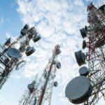 Tour d'interconnexion pour réseau mobile